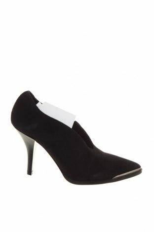 Дамски обувки Sixty Seven, Размер 36, Цвят Черен, Естествен велур, Цена 90,30лв.