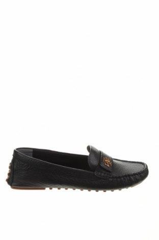 Γυναικεία παπούτσια Tory Burch, Μέγεθος 43, Χρώμα Μαύρο, Γνήσιο δέρμα, Τιμή 175,98€