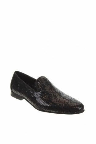 Дамски обувки Walk London, Размер 41, Цвят Черен, Текстил, Цена 32,13лв.
