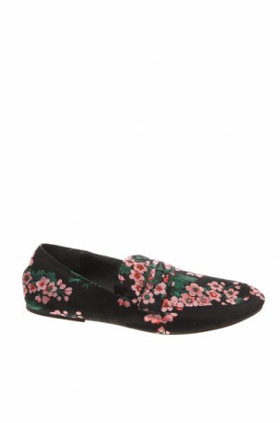 Дамски обувки Zara, Размер 38, Цвят Черен, Текстил, Цена 36,00лв.