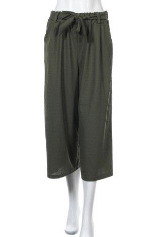 Дамски панталон, Размер M, Цвят Зелен, Цена 7,47лв.