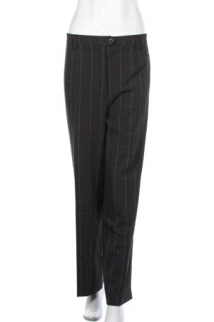 Дамски панталон, Размер XL, Цвят Сив, 69% полиестер, 29% вискоза, 3% еластан, Цена 10,29лв.