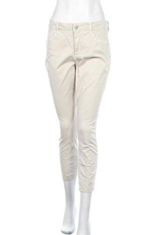 Дамски панталон NYDJ, Размер M, Цвят Бежов, Цена 24,57лв.