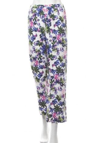 Dámské kalhoty , Velikost 3XL, Barva Vícebarevné, Polyester, Cena  344,00Kč
