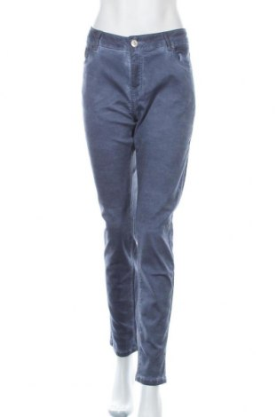 Дамски панталон, Размер XL, Цвят Син, Цена 22,94лв.