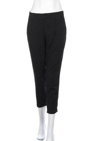 Дамски панталон, Размер M, Цвят Черен, Полиестер, Цена 10,00лв.
