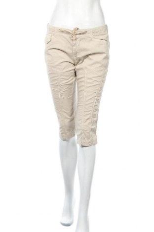 Дамски панталон, Размер L, Цвят Бежов, Памук, Цена 7,29лв.