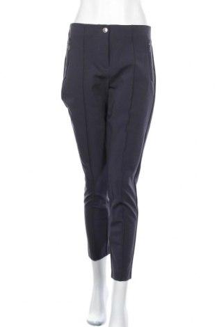 Дамски панталон Adagio, Размер M, Цвят Син, Цена 21,16лв.