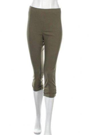 Γυναικείο παντελόνι Aniston, Μέγεθος M, Χρώμα Πράσινο, 70% βαμβάκι, 26% πολυεστέρας, 4% ελαστάνη, Τιμή 16,66€