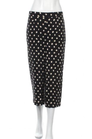 Дамски панталон Anna Field, Размер M, Цвят Черен, Вискоза, Цена 44,25лв.