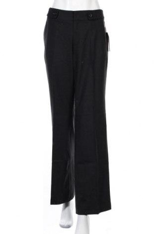 Γυναικείο παντελόνι Banana Republic, Μέγεθος M, Χρώμα Μαύρο, 96% μαλλί, 4% ελαστάνη, Τιμή 62,93€
