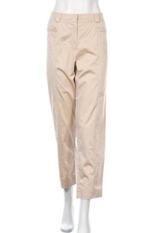 Дамски панталон Basler, Размер L, Цвят Бежов, Цена 17,01лв.