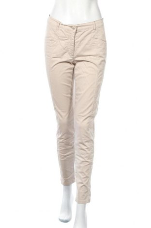 Дамски панталон Betty Barclay, Размер M, Цвят Бежов, Цена 17,96лв.