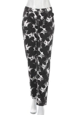 Дамски панталон Blue Motion, Размер XL, Цвят Черен, 98% памук, 2% еластан, Цена 13,23лв.