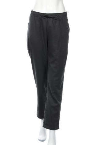 Дамски панталон Blue Motion, Размер XL, Цвят Сив, 65% полиестер, 33% вискоза, 4% еластан, Цена 17,64лв.