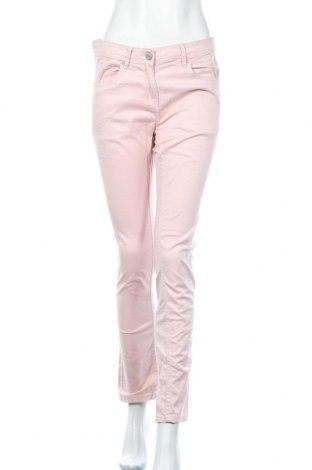 Дамски панталон Blue Motion, Размер M, Цвят Розов, 98% памук, 2% еластан, Цена 12,52лв.