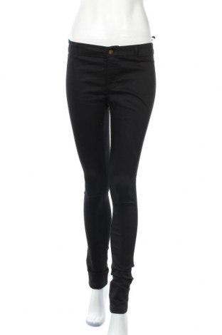 Дамски панталон Body Flirt, Размер S, Цвят Черен, 70% памук, 27% полиестер, 3% еластан, Цена 12,76лв.