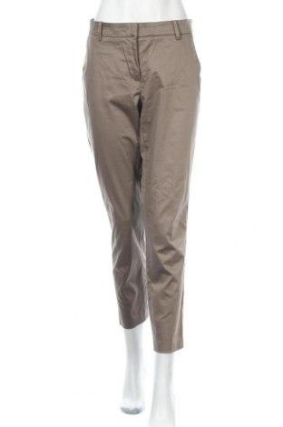 Дамски панталон Cambio, Размер L, Цвят Бежов, 96% памук, 4% еластан, Цена 16,54лв.