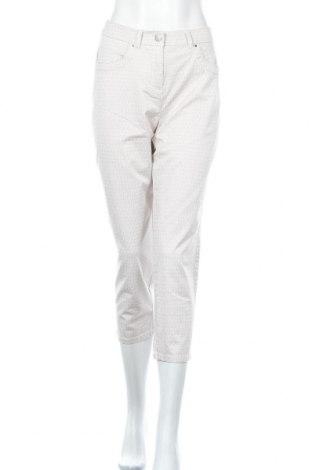 Дамски панталон Canda, Размер M, Цвят Бежов, 98% памук, 2% еластан, Цена 6,30лв.