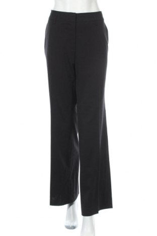 Дамски панталон Casa Blanca, Размер XL, Цвят Черен, 65% полиестер, 32% вискоза, 3% еластан, Цена 14,70лв.