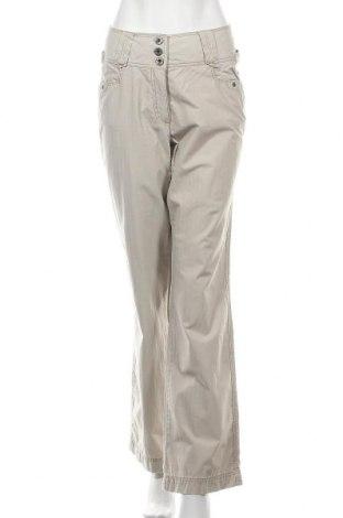 Дамски панталон Cecil, Размер M, Цвят Бежов, Цена 9,56лв.