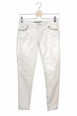 Дамски панталон Celebrity Pink, Размер XS, Цвят Сив, 62% памук, 36% полиестер, 2% еластан, Цена 8,50лв.