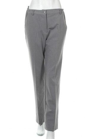 Дамски панталон Cellbes, Размер L, Цвят Сив, 75% полиестер, 20% вискоза, 5% еластан, Цена 25,20лв.