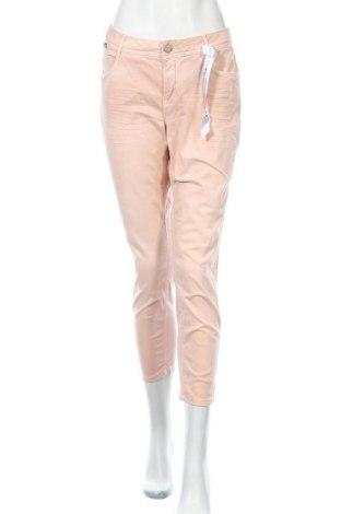 Γυναικείο παντελόνι Charles Vogele, Μέγεθος L, Χρώμα Ρόζ , 97% βαμβάκι, 3% ελαστάνη, Τιμή 25,92€