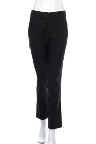 Γυναικείο παντελόνι Charles Vogele, Μέγεθος M, Χρώμα Μαύρο, 70% βισκόζη, 26% πολυαμίδη, 4% ελαστάνη, Τιμή 17,54€