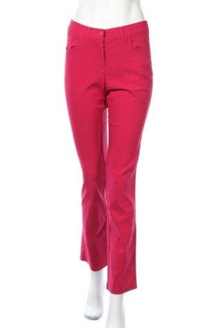 Γυναικείο παντελόνι Charles Vogele, Μέγεθος S, Χρώμα Ρόζ , 70% βισκόζη, 26% πολυαμίδη, 4% ελαστάνη, Τιμή 15,59€