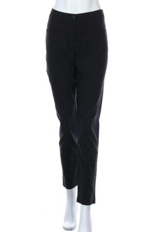 Γυναικείο παντελόνι Charles Vogele, Μέγεθος L, Χρώμα Μαύρο, 70% βισκόζη, 26% πολυαμίδη, 4% ελαστάνη, Τιμή 14,13€