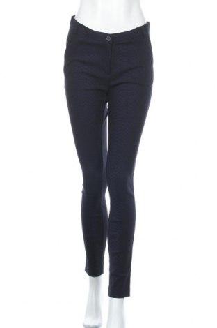 Γυναικείο παντελόνι Charles Vogele, Μέγεθος L, Χρώμα Μπλέ, 60% βισκόζη, 35% πολυαμίδη, 5% ελαστάνη, Τιμή 12,15€