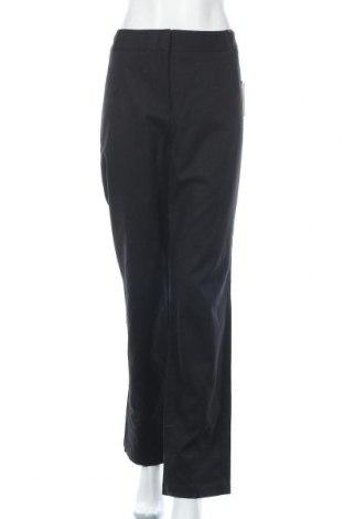 Дамски панталон Charter Club, Размер L, Цвят Черен, 97% памук, 3% еластан, Цена 22,52лв.