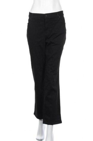 Дамски панталон Charter Club, Размер XL, Цвят Черен, 75% памук, 23% полиестер, 2% еластан, Цена 22,05лв.
