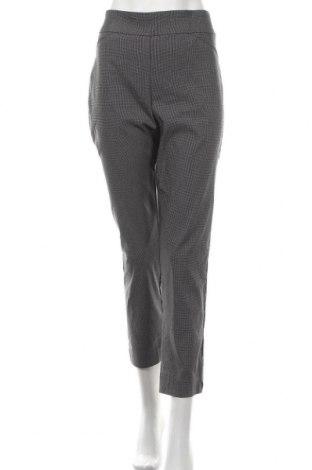 Дамски панталон Charter Club, Размер L, Цвят Сив, 50% вискоза, 25% полиамид, 22% полиестер, 3% еластан, Цена 16,38лв.