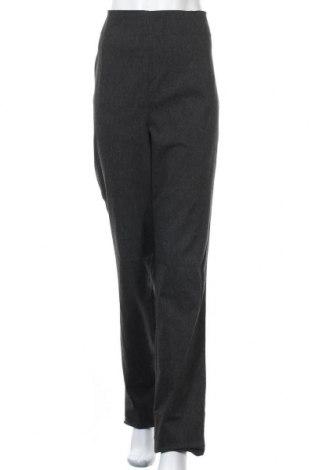 Dámské kalhoty  Christoff, Velikost XL, Barva Šedá, 71% viskóza, 24% polyester, 5% elastan, Cena  804,00Kč