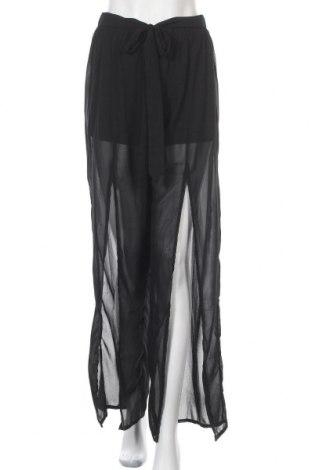 Дамски панталон Cool Cat, Размер L, Цвят Черен, Полиестер, Цена 26,93лв.