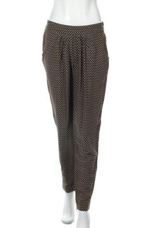 Дамски панталон Day Birger Et Mikkelsen, Размер M, Цвят Черен, 70% вискоза, 30% коприна, Цена 51,45лв.