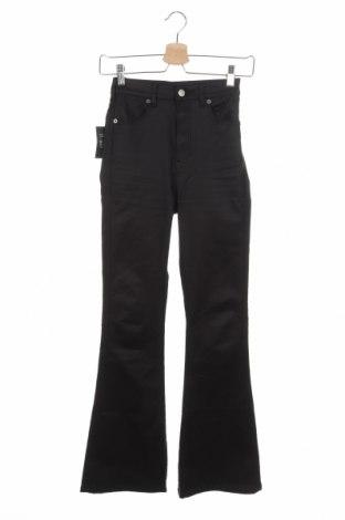 Γυναικείο παντελόνι Dr. Denim, Μέγεθος XS, Χρώμα Μαύρο, 77% βισκόζη, 20% πολυαμίδη, 3% ελαστάνη, Τιμή 10,64€