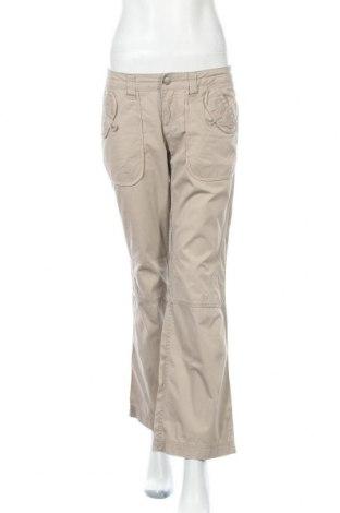 Дамски панталон Esprit, Размер M, Цвят Бежов, Памук, Цена 8,76лв.