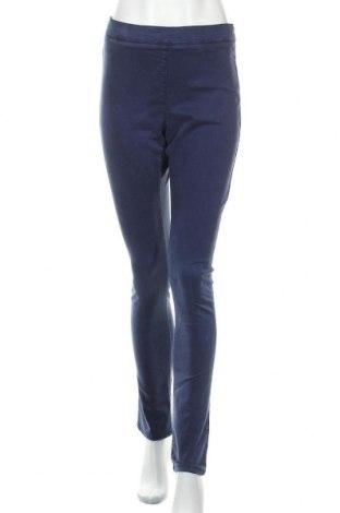 Дамски панталон Essential by Noa Noa, Размер L, Цвят Син, 46% лиосел, 26% памук, 7% полиестер, 3% еластан, Цена 114,45лв.