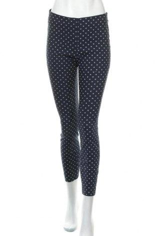 Дамски панталон Essentials by Tchibo, Размер M, Цвят Син, 77% вискоза, 20% полиамид, 3% еластан, Цена 24,15лв.