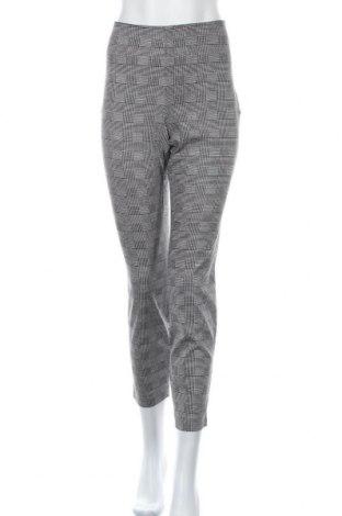 Дамски панталон Essentials by Tchibo, Размер L, Цвят Сив, 75% вискоза, 22% полиамид, 3% еластан, Цена 5,51лв.