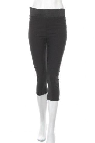 Дамски панталон Free Quent, Размер L, Цвят Черен, 76% вискоза, 21% полиамид, 3% еластан, Цена 19,32лв.