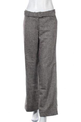 Дамски панталон H&M, Размер M, Цвят Кафяв, 50% вълна, 50% вискоза, Цена 9,02лв.
