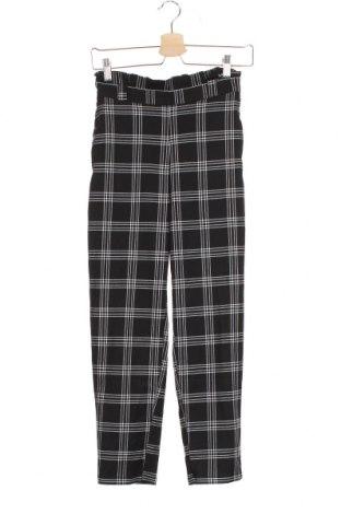 Γυναικείο παντελόνι H&M Divided, Μέγεθος XS, Χρώμα Μαύρο, 66% πολυεστέρας, 32% βισκόζη, 2% ελαστάνη, Τιμή 17,90€