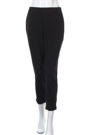 Дамски панталон Jacqueline De Yong, Размер S, Цвят Черен, 63% полиестер, 33% вискоза, 4% еластан, Цена 15,00лв.