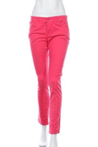 Дамски панталон K. Woman, Размер M, Цвят Розов, 98% памук, 2% еластан, Цена 46,20лв.