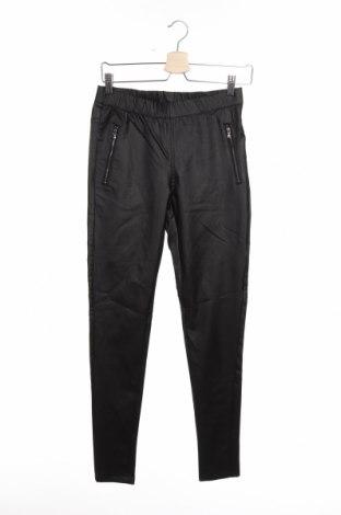 Γυναικείο παντελόνι Kaffe, Μέγεθος XS, Χρώμα Μαύρο, Τιμή 24,06€