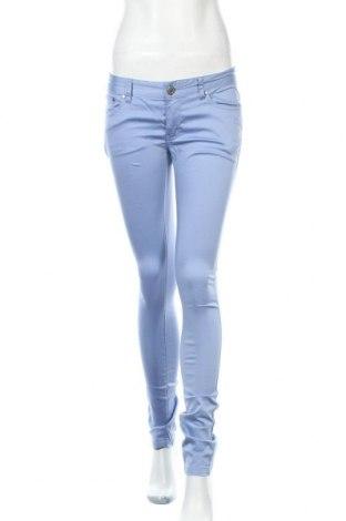 Дамски панталон Kenvelo, Размер S, Цвят Син, 98% памук, 2% еластан, Цена 20,95лв.